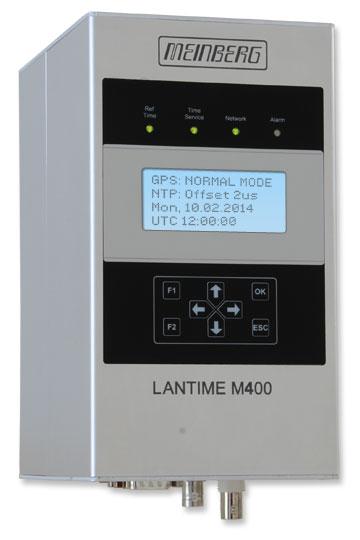 Gps Synchronized Ntp Server Railmount Installation